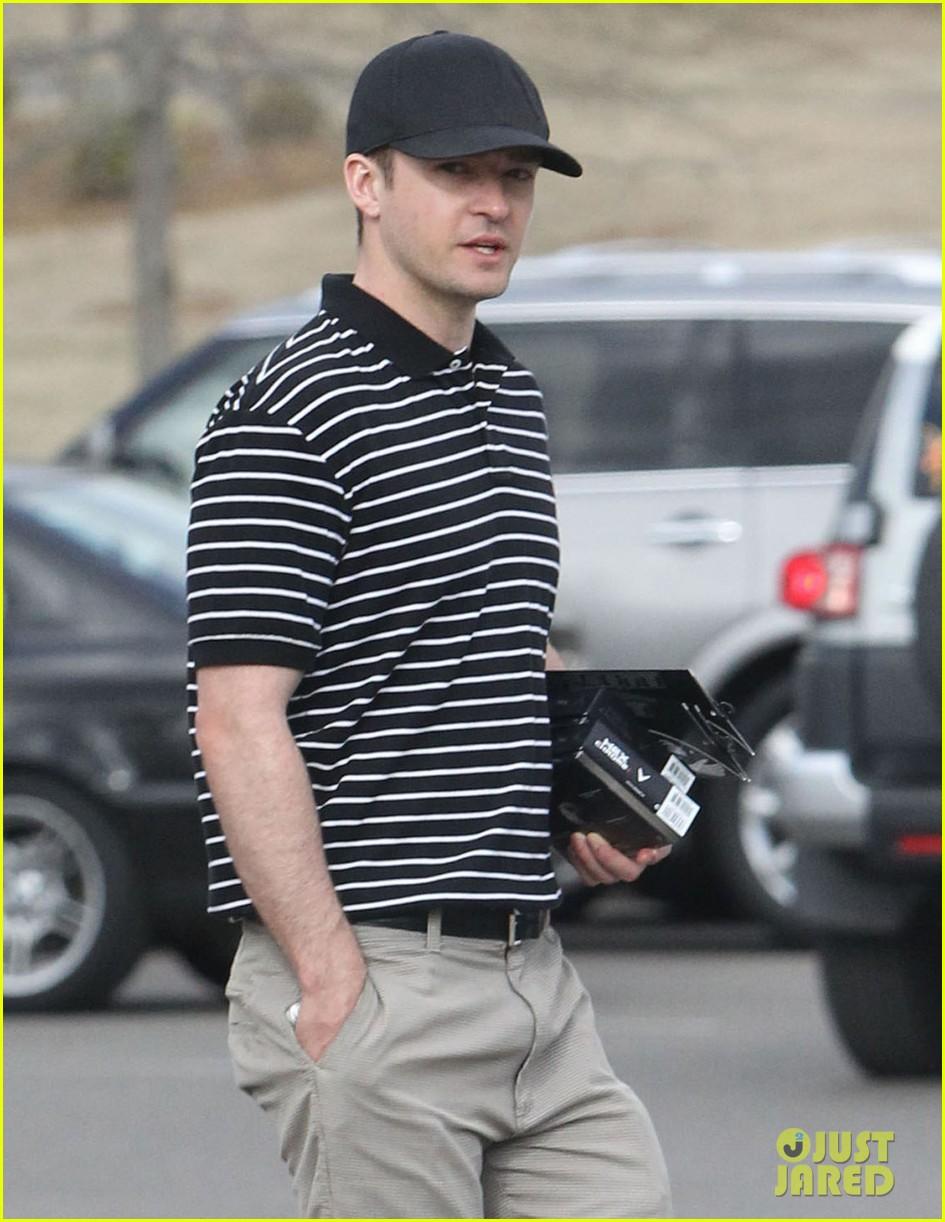 justin timberlake jessica biel golf date duo 14