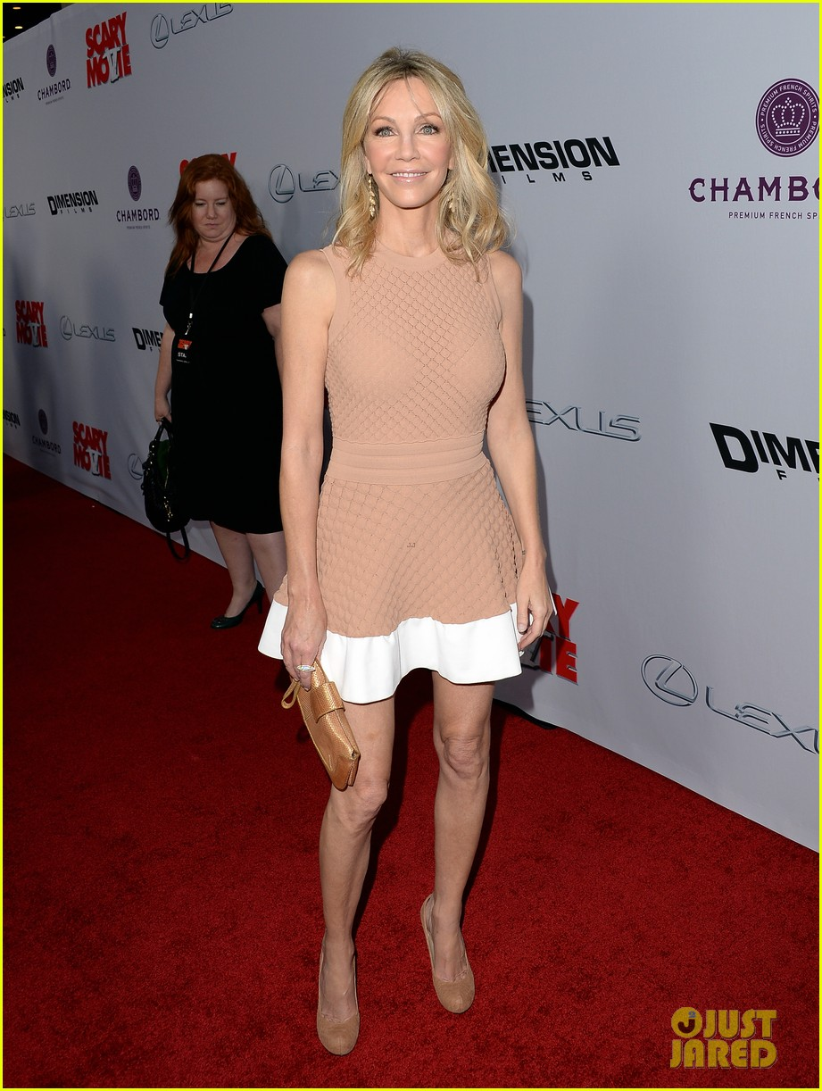 kate walsh ashley tisdale scary movie 5 premiere 12