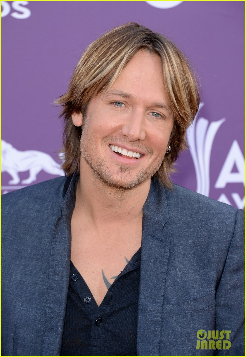 keith urban acm awards 2013 red carpet 032845136