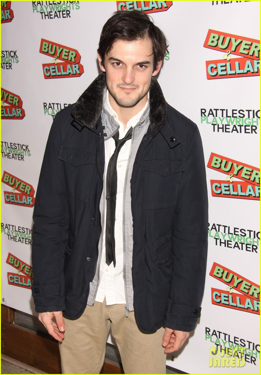 michael urie buyer cellar off broadway opening night 02