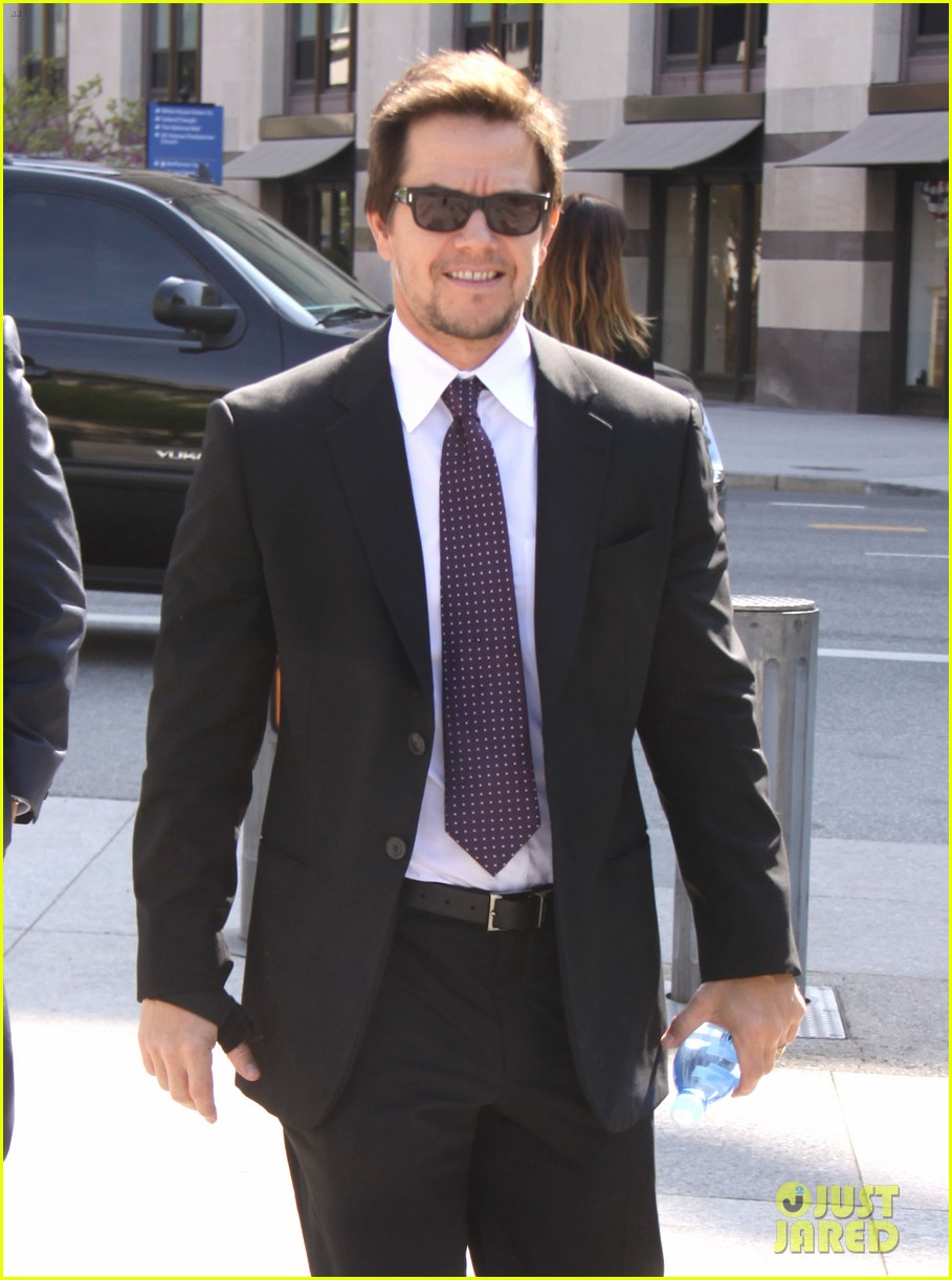 mark wahlberg white house visit 042857810