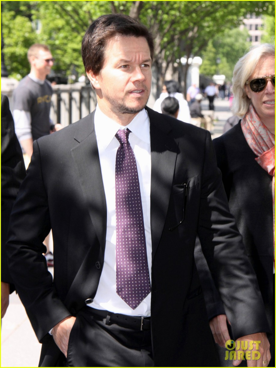 mark wahlberg white house visit 052857811