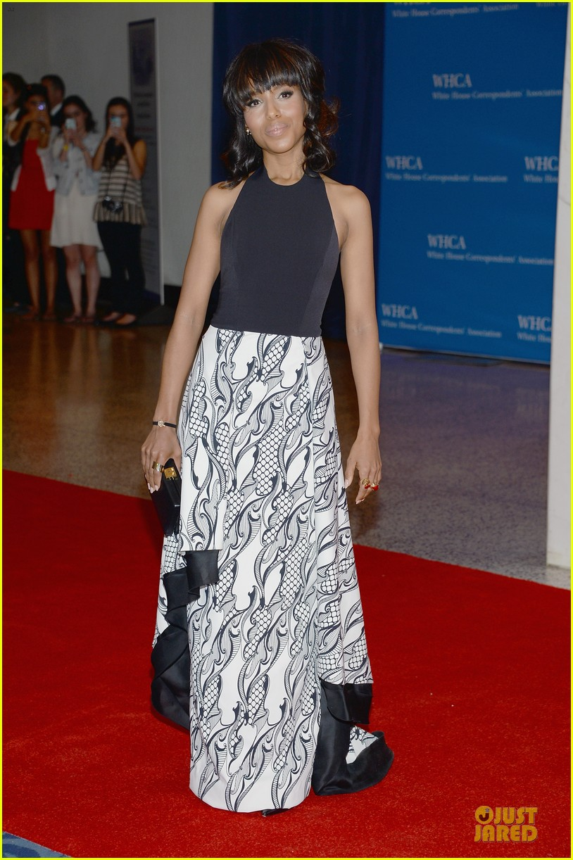 kerry washington white house correspondents association dinner 05