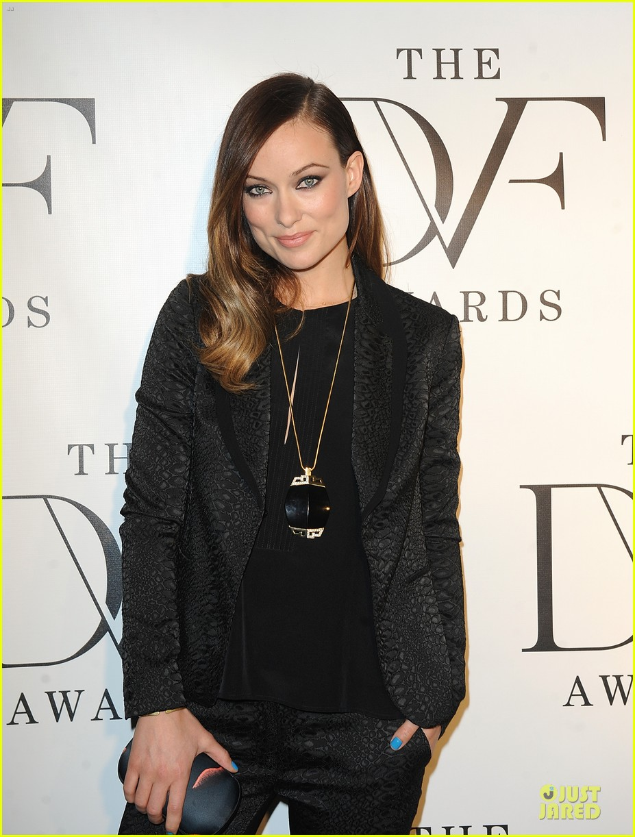 olivia wilde dvf awards with gabby douglas 082843999