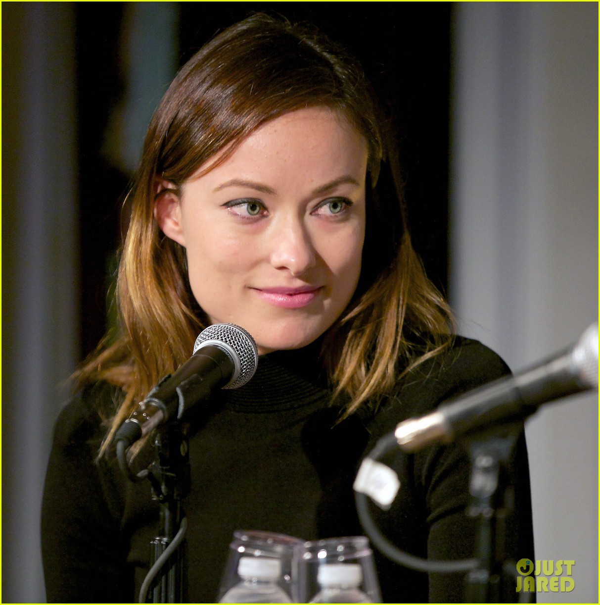 olivia wilde jason sudeikis everything is perfect book launch 02