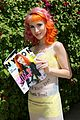 hayley williams paramore mtv movie awards 2013 red carpet 04