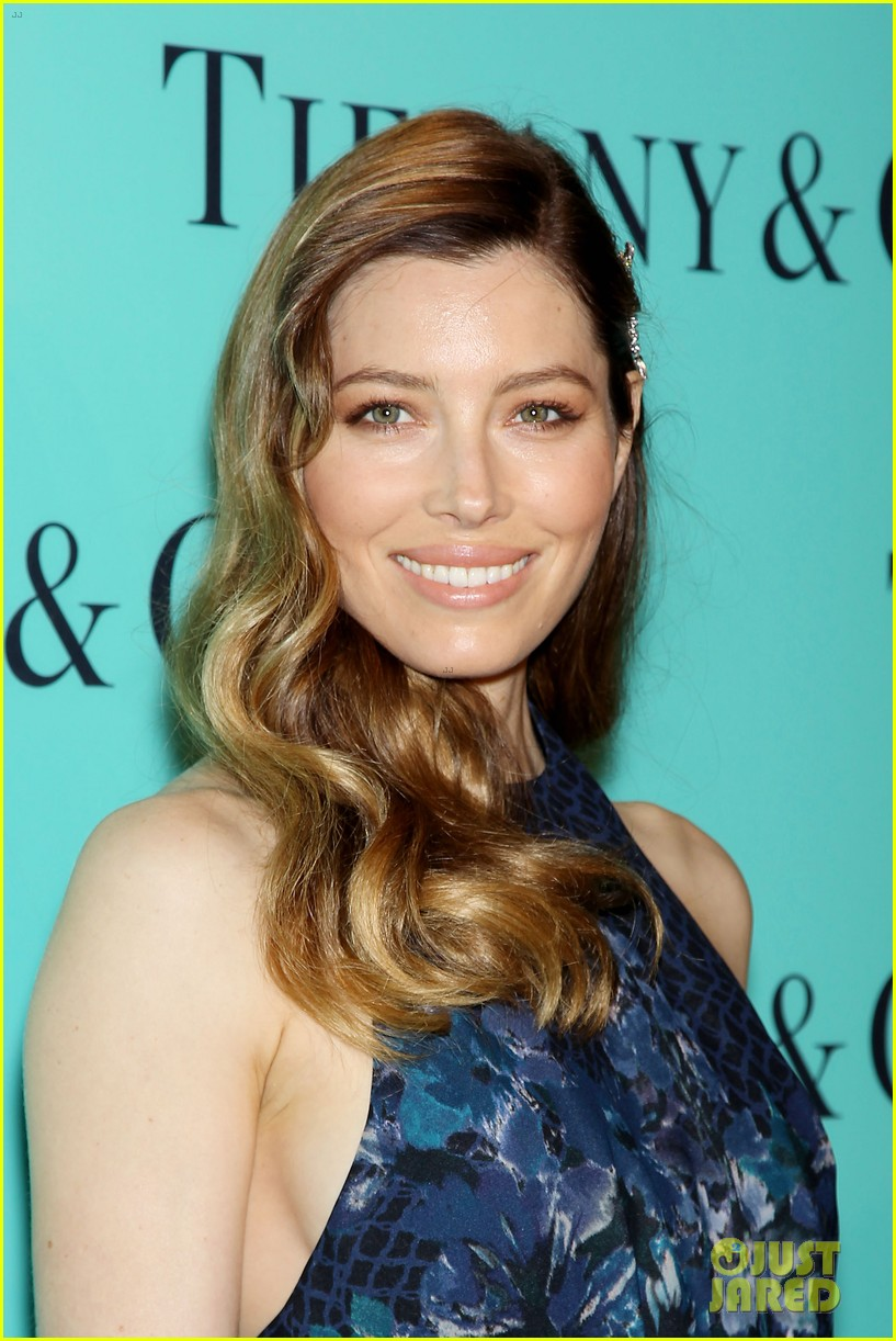 michelle williams jessica biel tiffany blue book gala 022853064