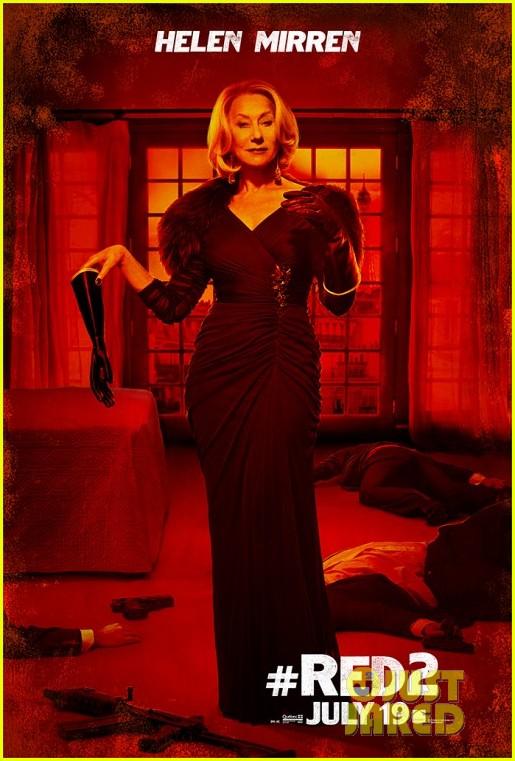 bruce willis helen mirren red 2 trailer character posters 04