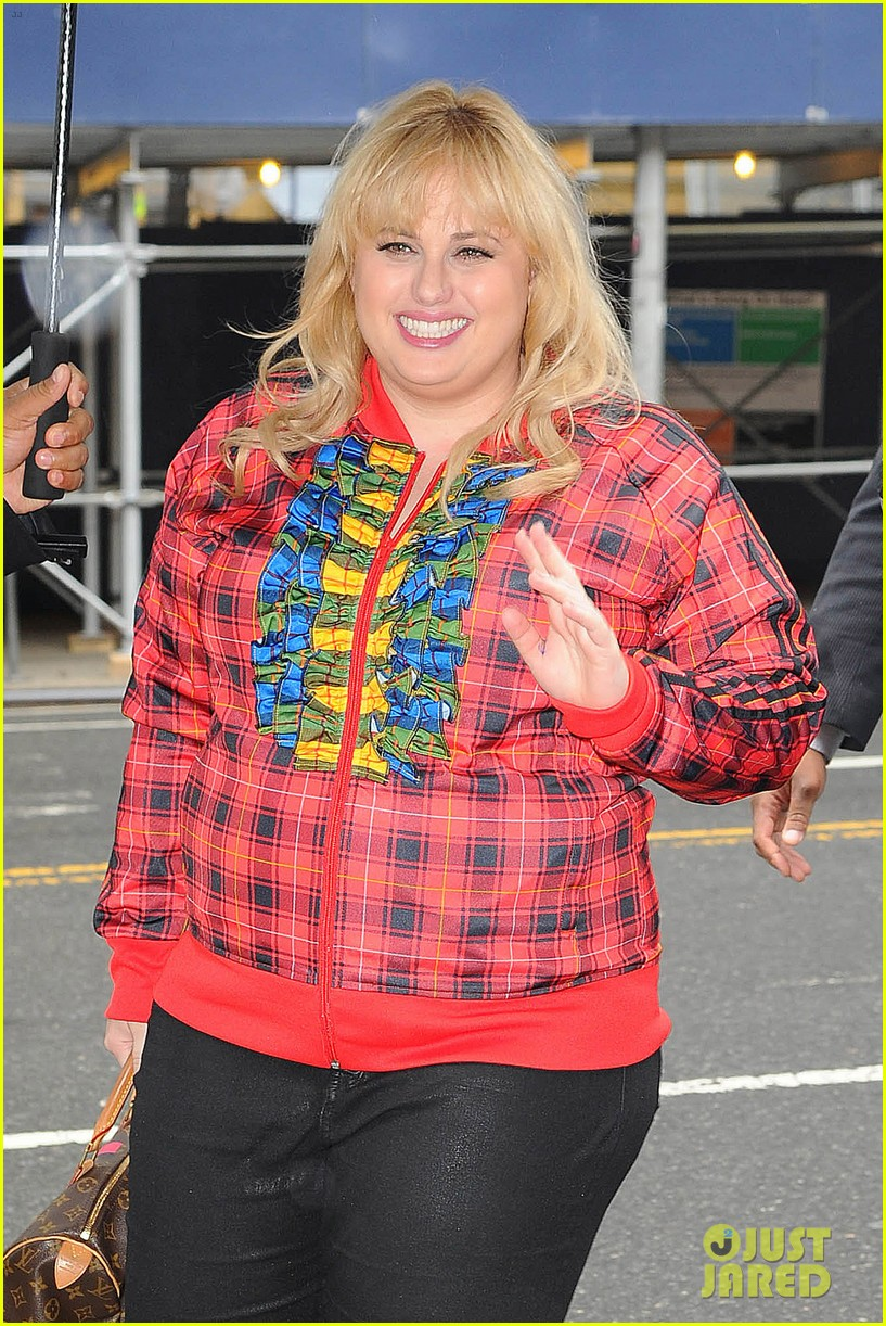 rebel wilson broadway talk shows in new york 11