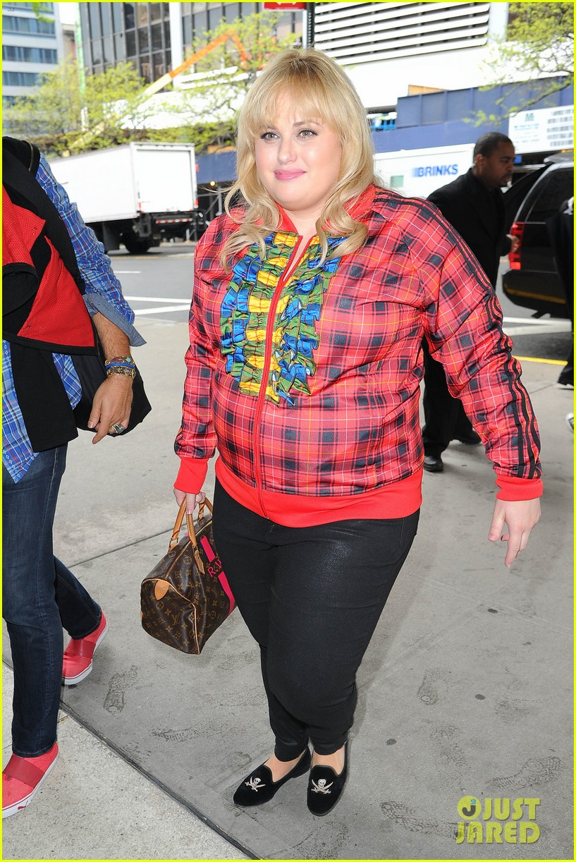 rebel wilson broadway talk shows in new york 122861028