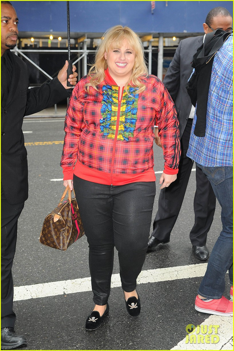 rebel wilson broadway talk shows in new york 13