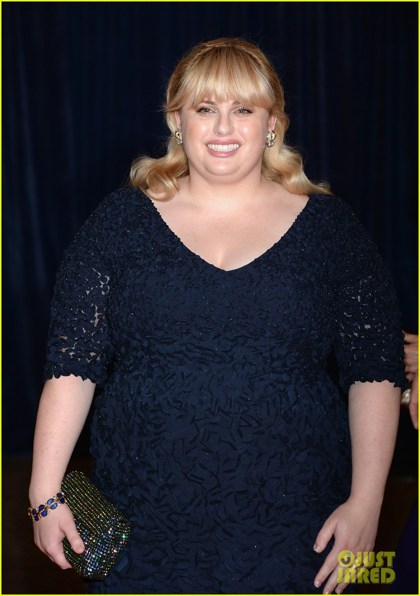 rebel wilson white house correspondents dinner 2013 042859590