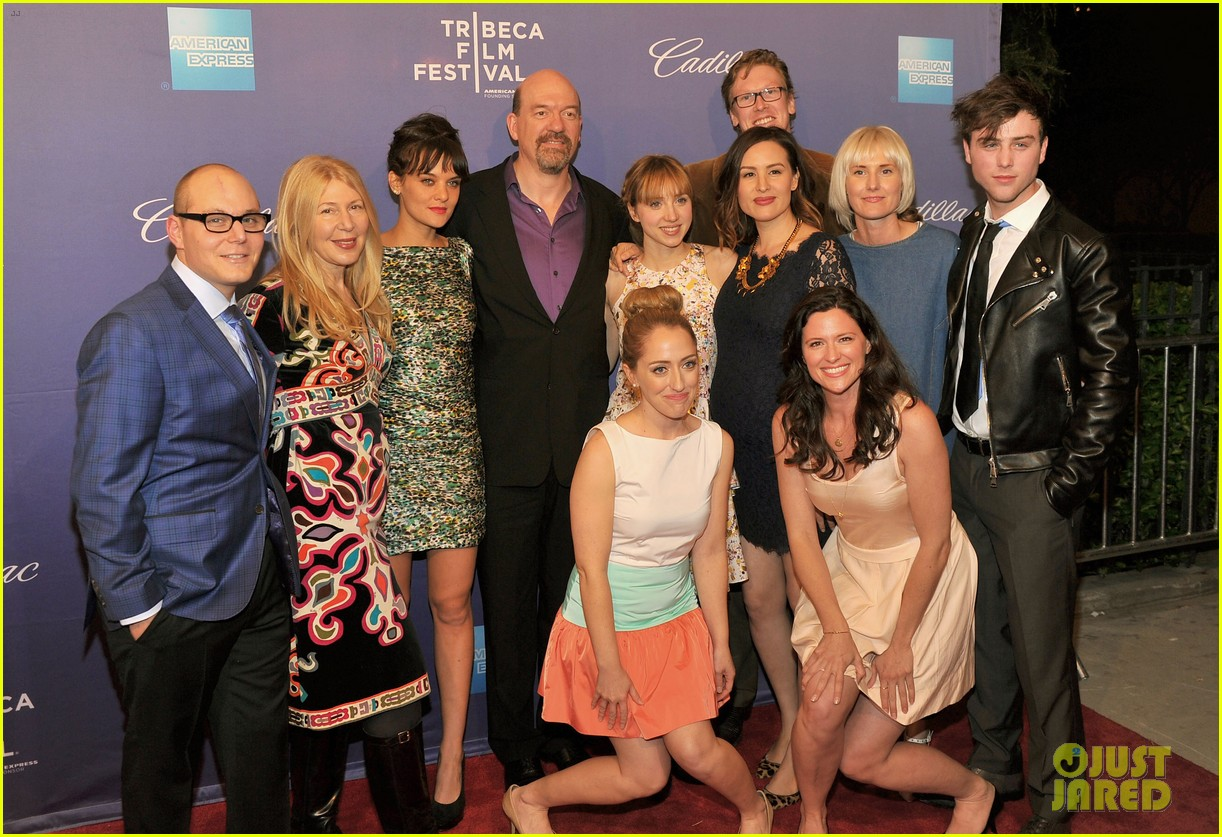 zoe kazan sterling beaumon the pretty one premiere 212854786