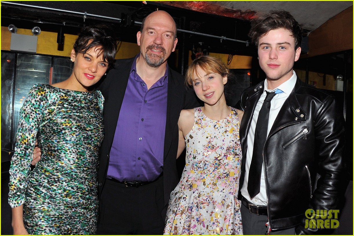 zoe kazan sterling beaumon the pretty one premiere 292854794