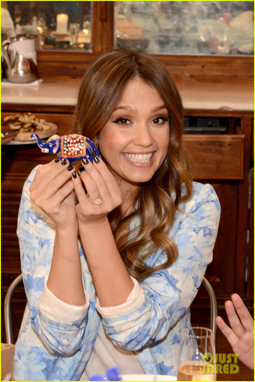 jessica alba honest companys ultimate baby shower 06
