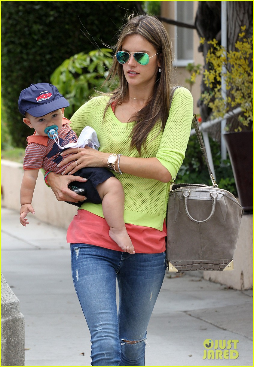 alessandra ambrosio happy early mothers day 172867935