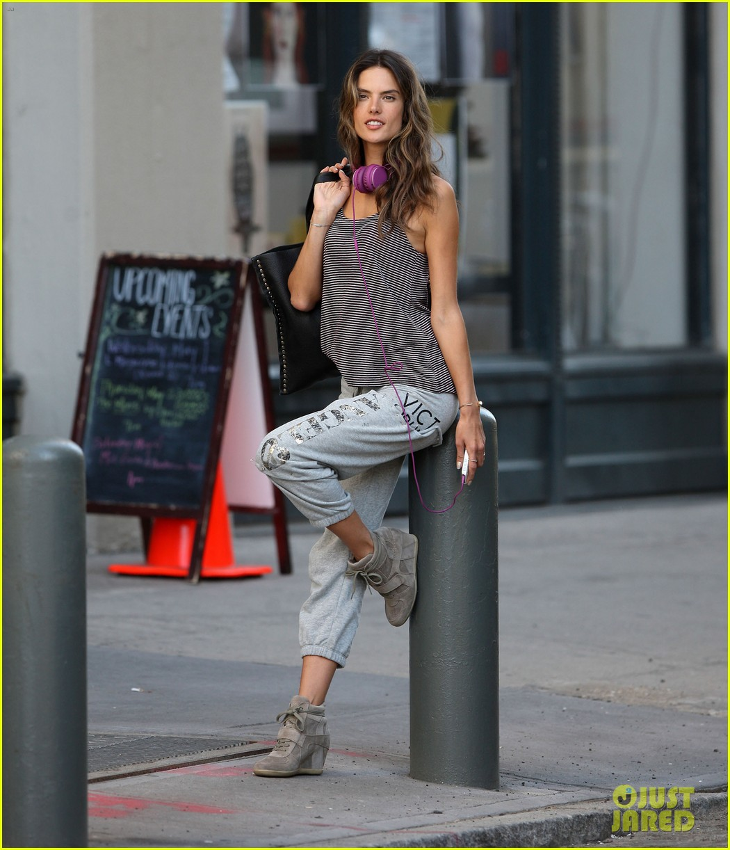 alessandra ambrosio new york photo shoot 09
