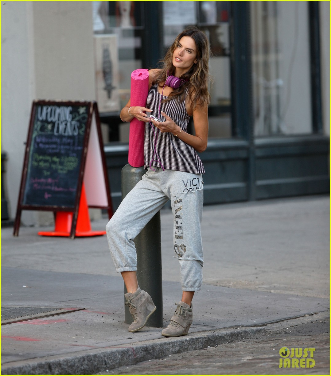 alessandra ambrosio new york photo shoot 102861781