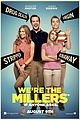 jennifer aniston jason sudeikis were the millers poster