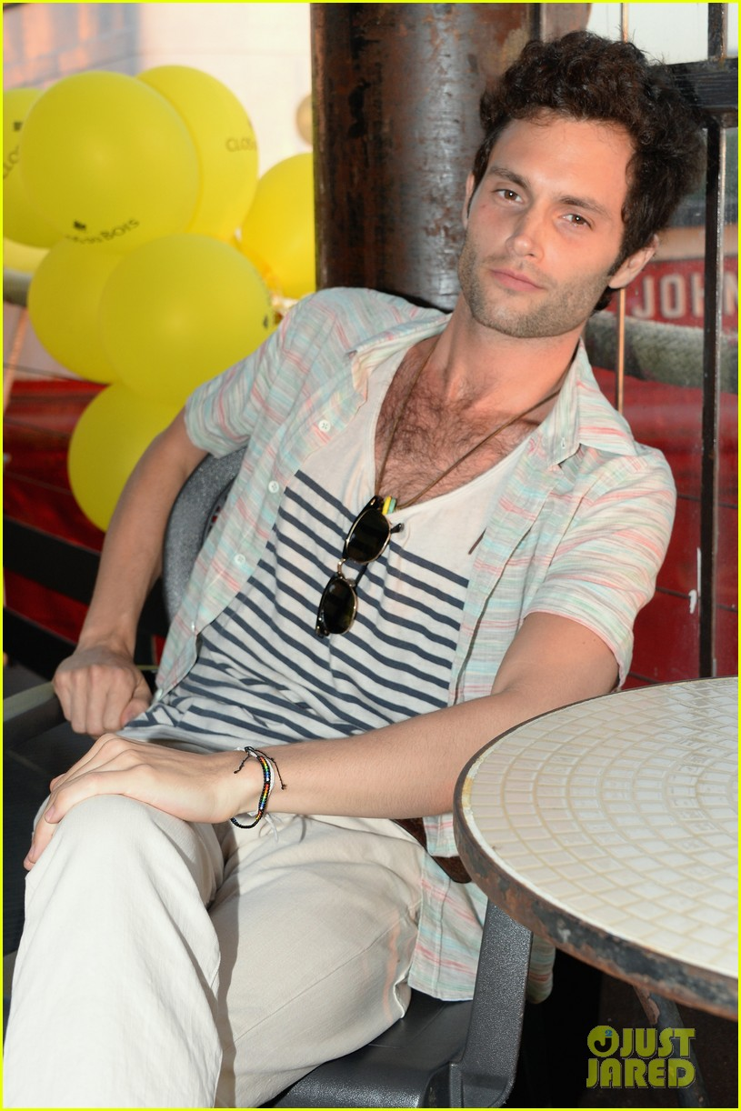 penn badgley clos du bois chardonnay day 01