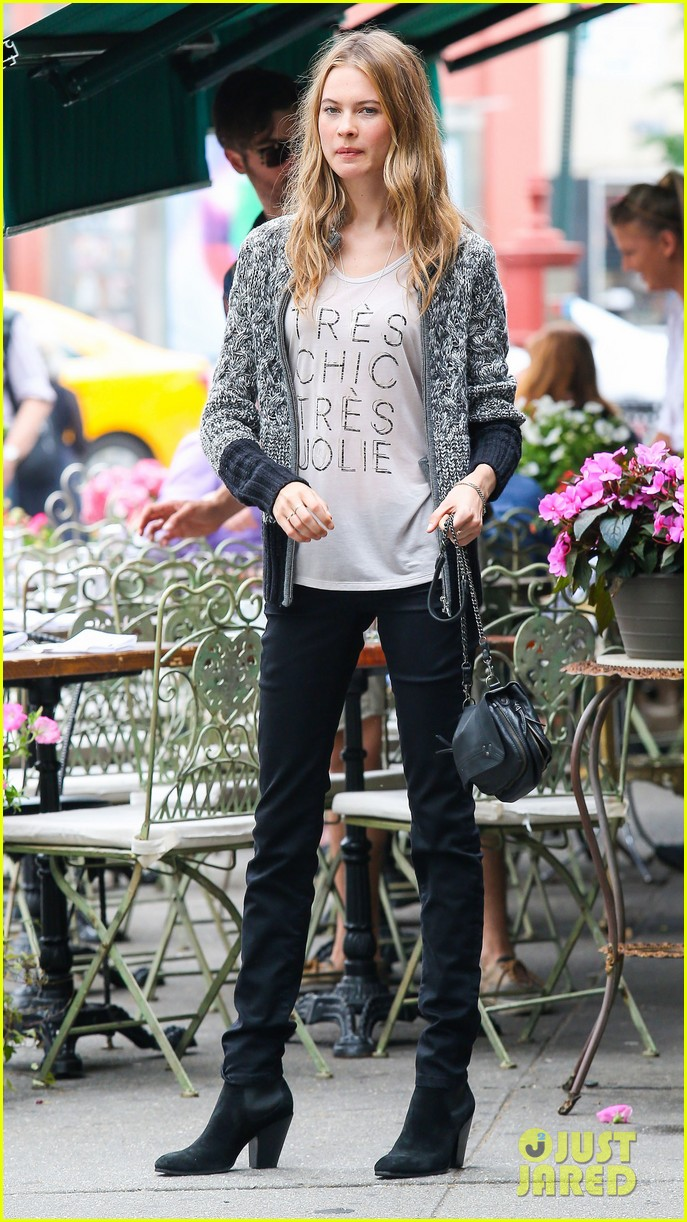 behati prinsloo rocks comfy sweats for photo shoot 102876738