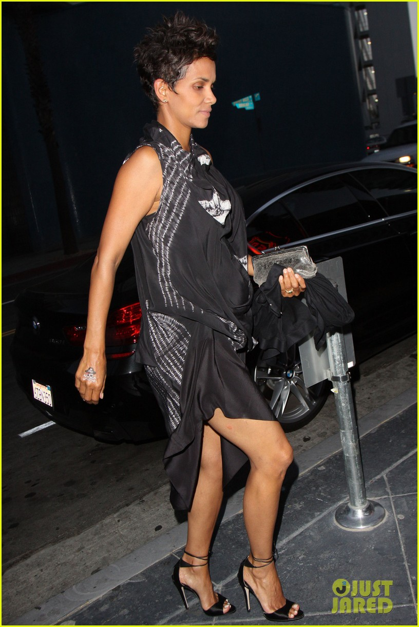 halle berry olivier martinez separate los angeles outings 032871604