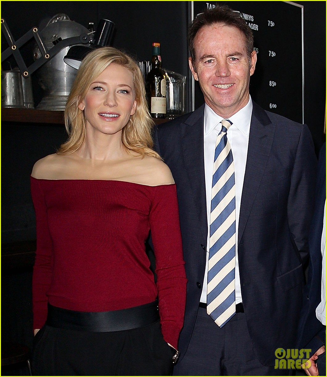 cate blanchett suncorp twenties launch 10