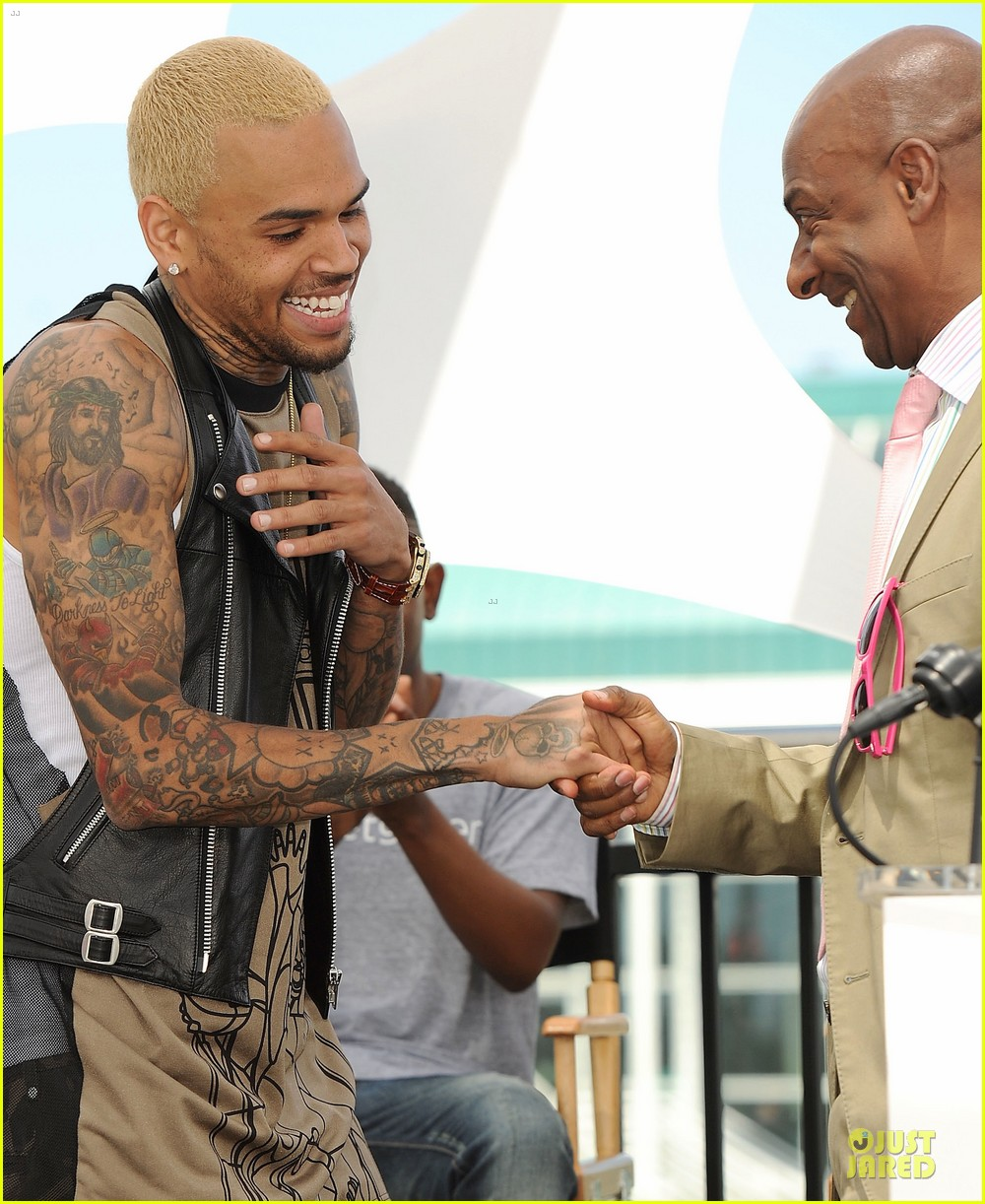 chris brown bet awards press conference 062870303