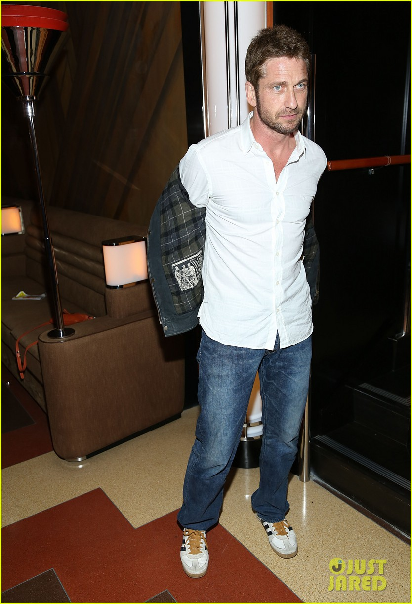 gerard butler the great gatsby nyc screening after party 06