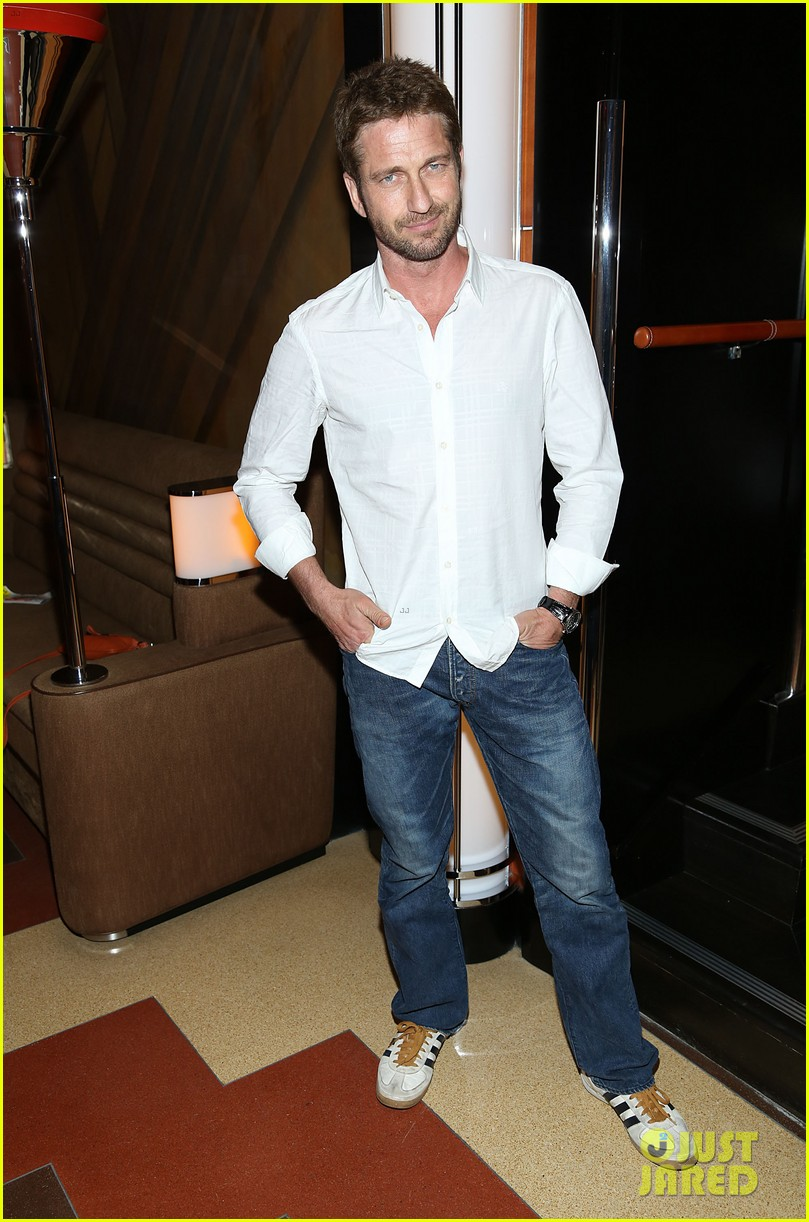 gerard butler the great gatsby nyc screening after party 13