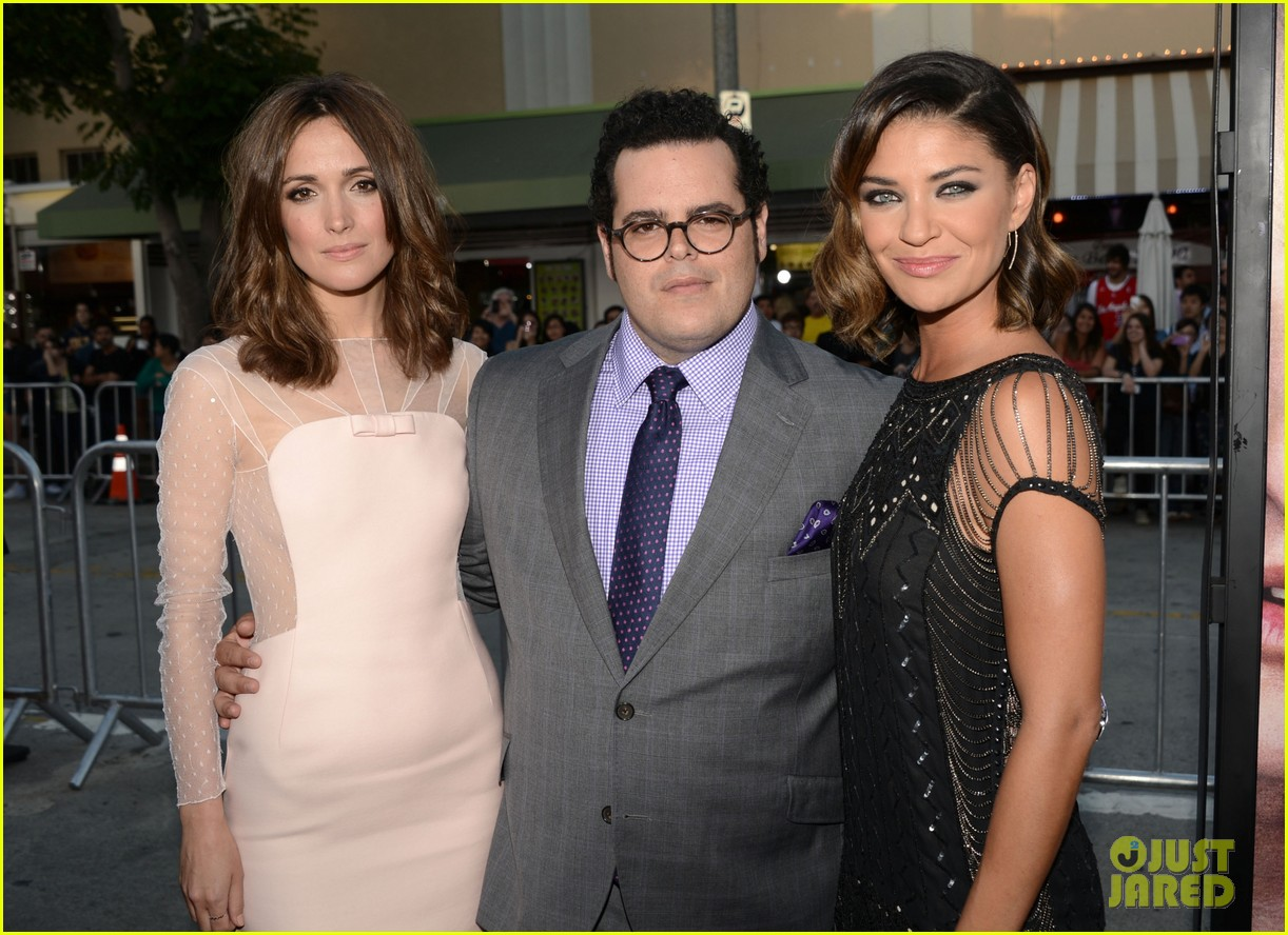 rose byrne jessica szohr the internship premiere 082880408