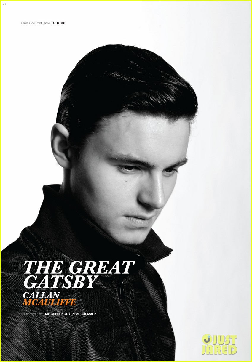 Full Sized Photo Of Callan Mcauliffe To Glow Magazine