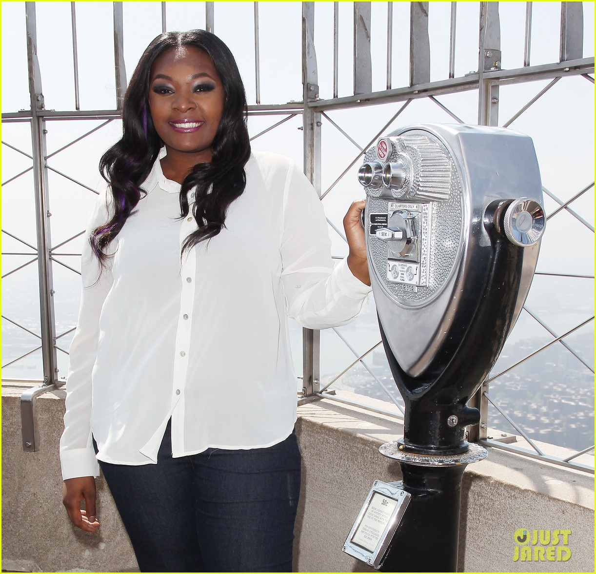american idol winner candice glover visits empire state building exclusive quotes 02