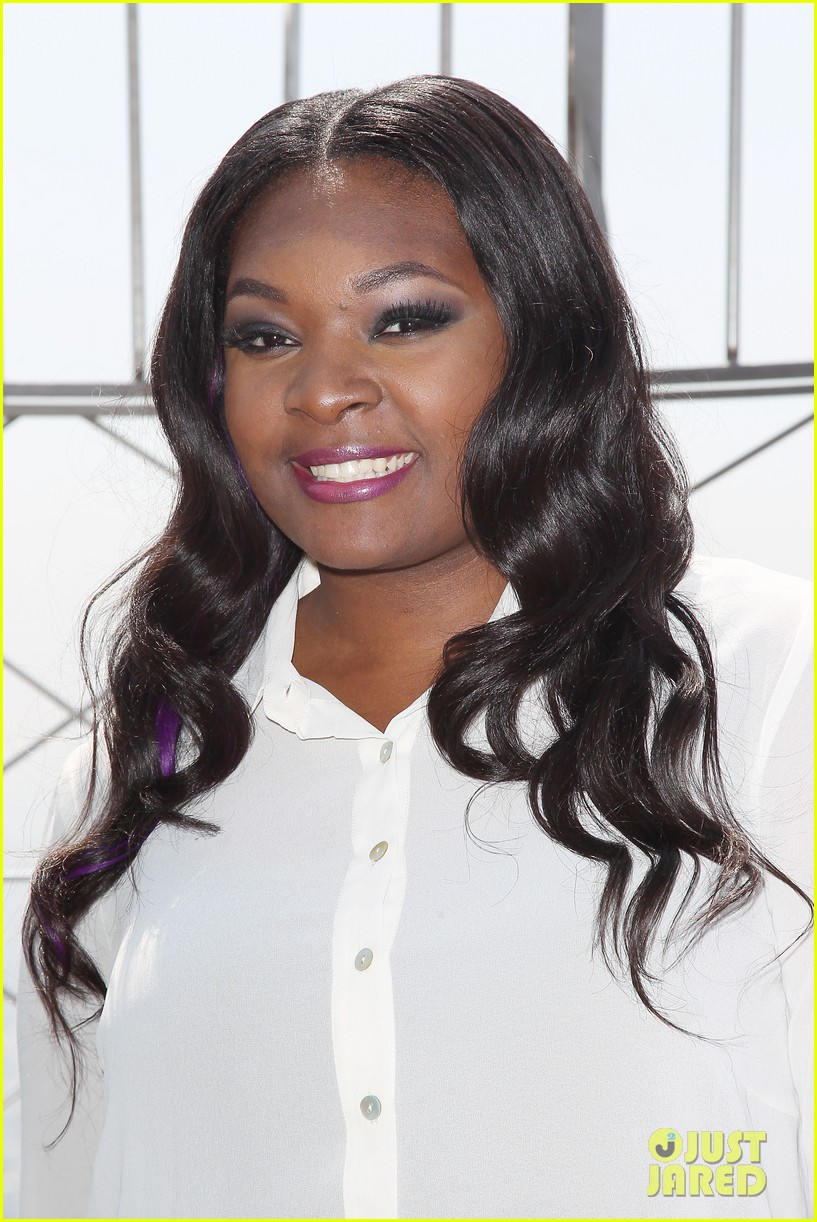 american idol winner candice glover visits empire state building exclusive quotes 20