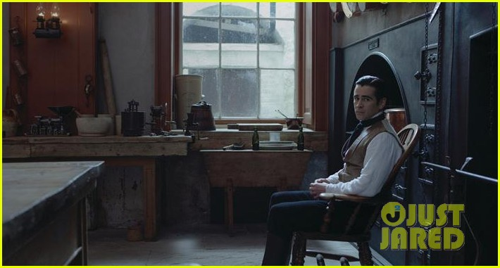 jessica chastain colin farrell miss julie first look 02