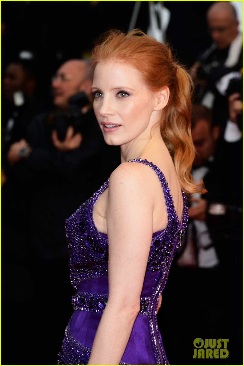 jessica chastain zachary quinto all is lost cannes premiere 022876252