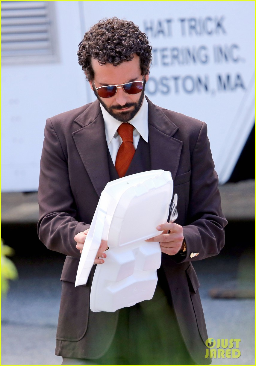 bradley cooper amy adams american hustle lunch break 04