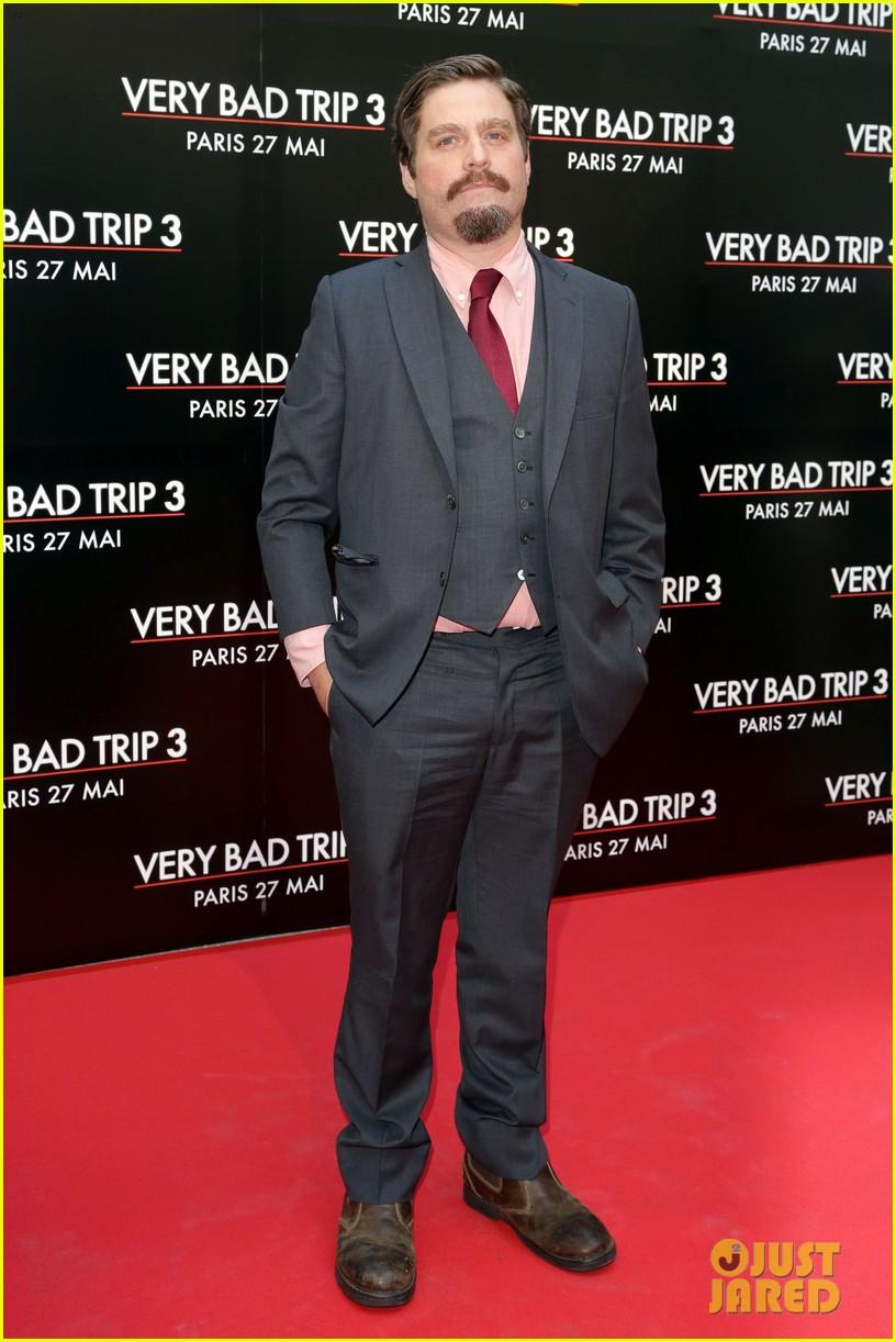 bradley cooper hangover part iii paris premiere with cast 092879185