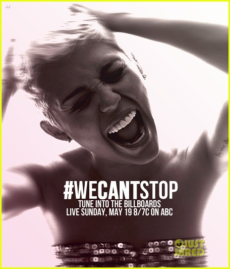 We Cant Stop Single Cover Full Sized Photo of mi...
