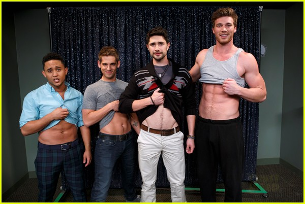 matt dallas derek theler replicate kyle xy ab flash pose 03