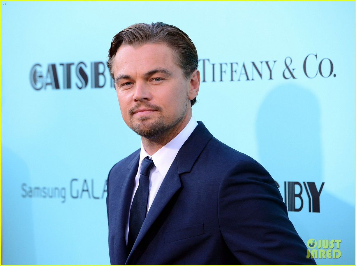 leonardo dicaprio great gatsby new york premiere 062862003