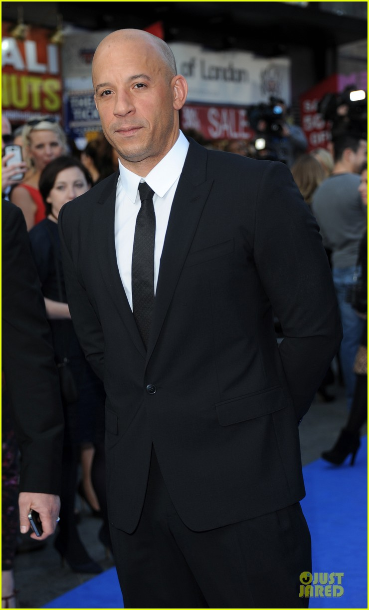 vin diesel paul walker fast furious 7 release date announced 09
