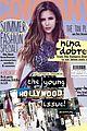 nina dobrev covers company july 2013 01
