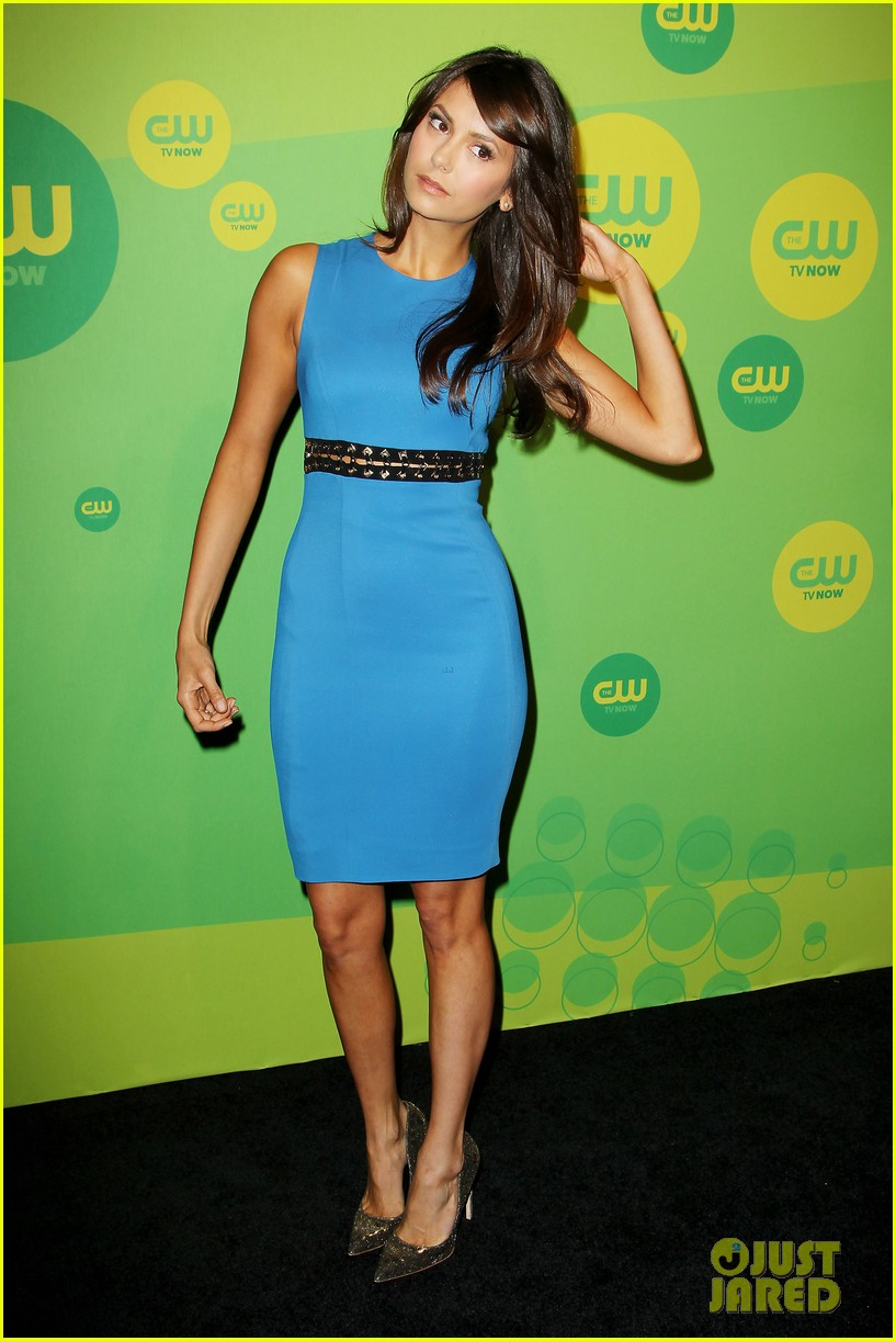 nina dobrev ian somerhalder cw upfronts after breakup 102871704