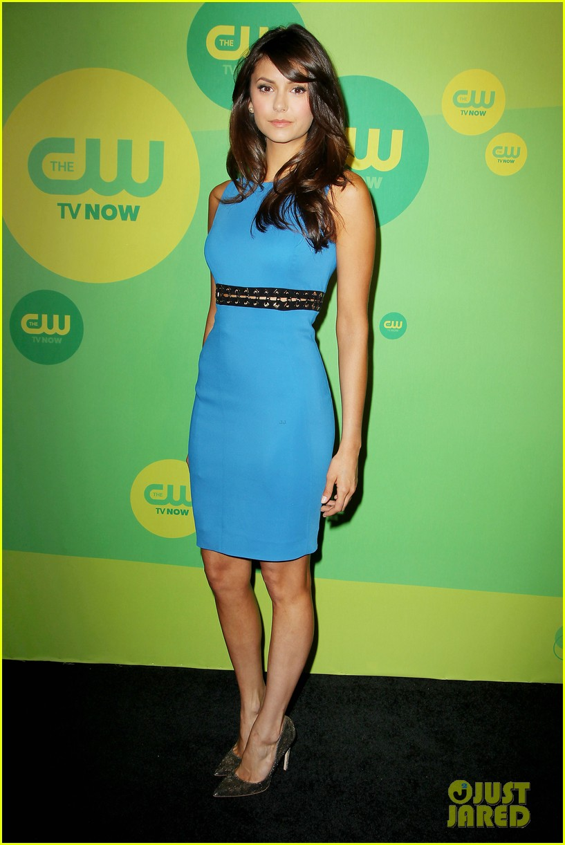 nina dobrev ian somerhalder cw upfronts after breakup 14