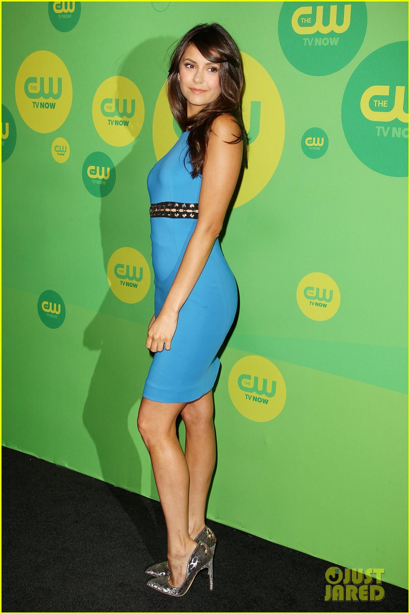 nina dobrev ian somerhalder cw upfronts after breakup 16