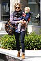 hilary duff luca gets his hair cut 01