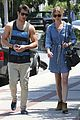 emily vancamp josh bowman kisses in hollywood 16