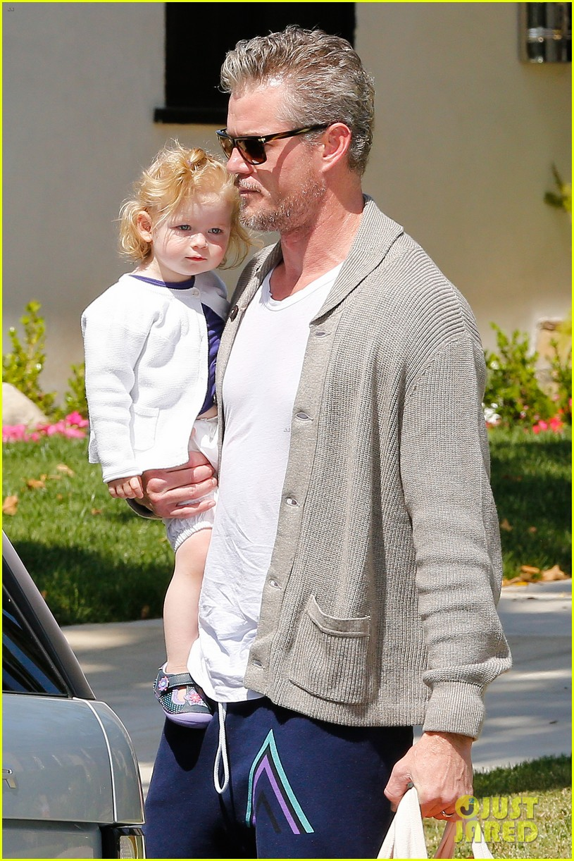 eric dane rebecca gayheart birthday party with the girls 02