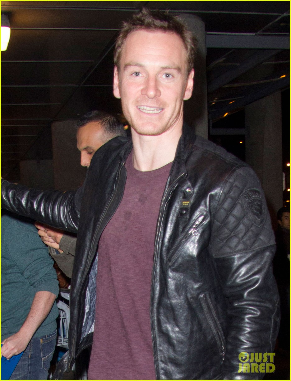 michael fassbender shawn ashmore hit montreal for x men filming 052879150